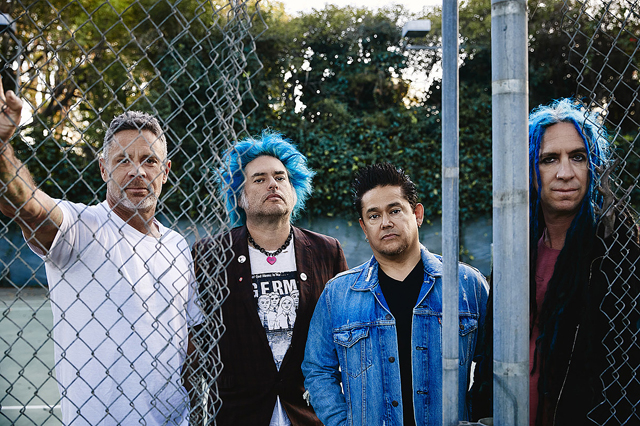 NOFX photo by Jonathan Weiner