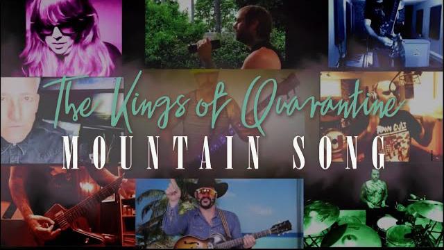 Limp Bizkit, 311, Mastodon, Filter, The Used, Veruca Salt, In Flames cover Mountain Song