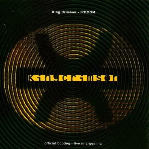 King Crimson / B'BOOM
