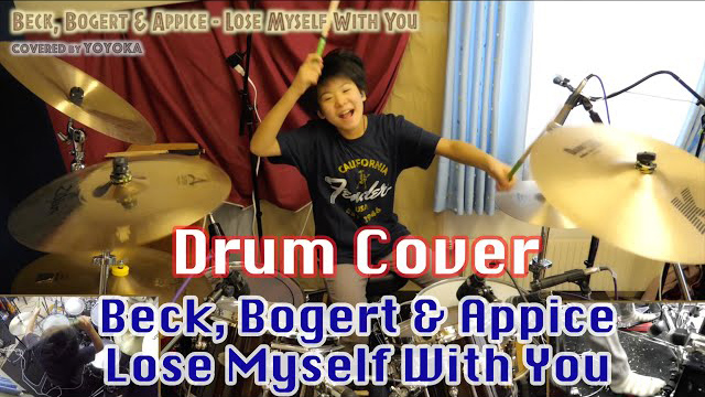 Beck, Bogert & Appice - Lose Myself With You / Covered by Yoyoka Soma