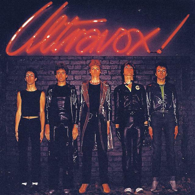 Ultravox!  / Ultravox!