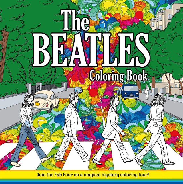 The Beatles Coloring Book