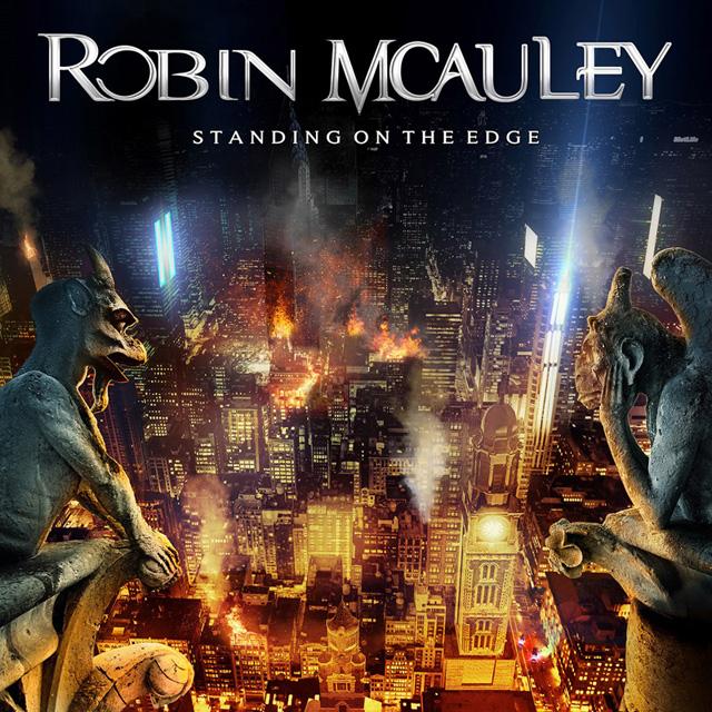 Robin McAuley / Standing On The Edge