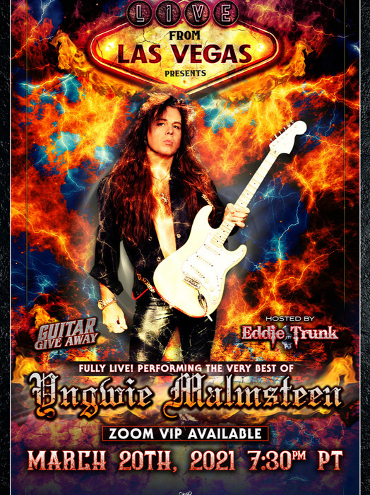Yngwie Malmsteen: Fully Live! The Very Best Of