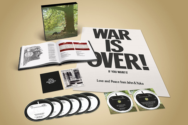 John Lennon/Plastic Ono Band - The Ultimate Collection [SUPER DELUXE BOX SET]