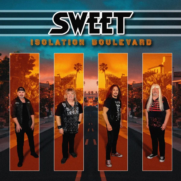 Sweet / Isolation Boulevard