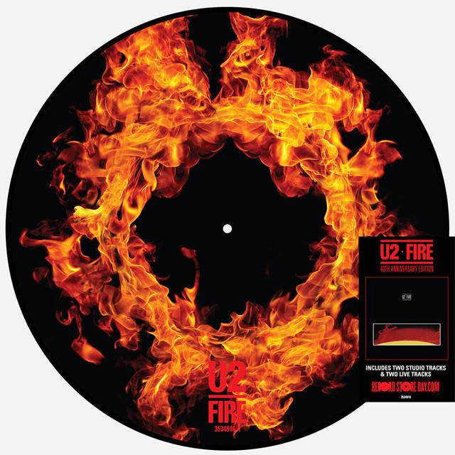 U2 / Fire (40th Anniversary Edition)