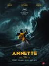 スパークスが脚本&音楽担当 レオス・カラックス監督のミュージカル映画『Annette』から新曲のリリックビデオ公開
