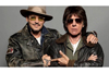ジョニー・デップがジェフ・ベックと新曲を制作中 英紙報道