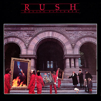 Rush / Moving Pictures