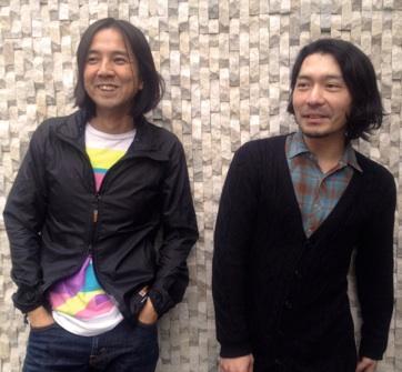 高野寛+伊藤大助