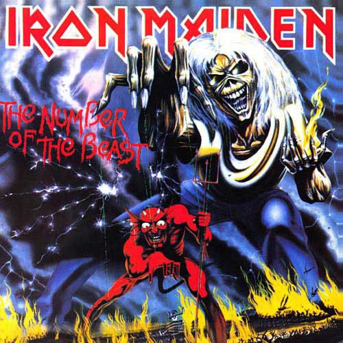 Iron Maiden / The Number of the Beast