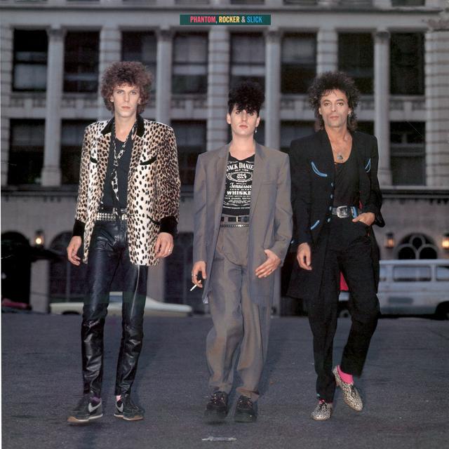 Phantom, Rocker & Slick / Phantom, Rocker & Slick