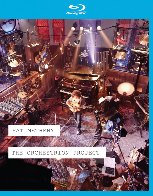 Pat Metheny / Orchestrion Project [Blu-ray]