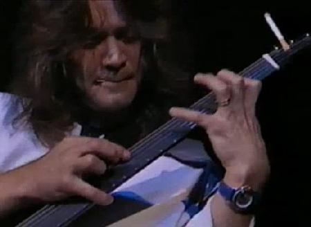 Edward Van Halen - Bridge School Benefit Concert 1993