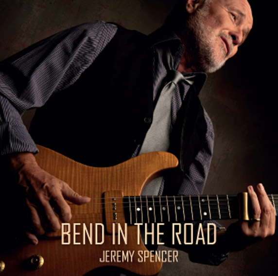 Jeremy Spencer / Bend in the Road [CD]