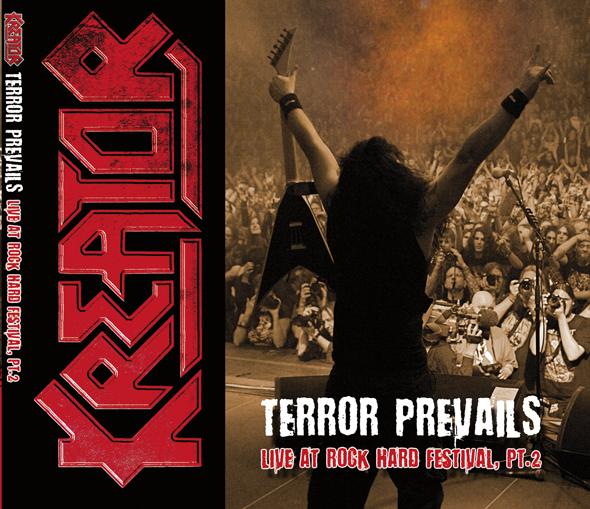 Kreator / Terror Prevails Part 2 - Live At Rock Hard Festival