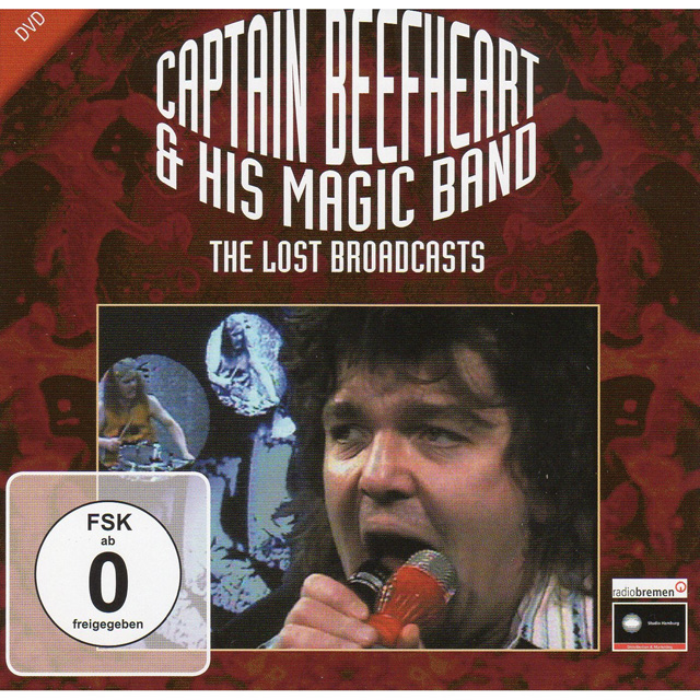 CAPTAIN BEEFHEART AND HIS MAGIC BAND / THE LOST BROADCASTS