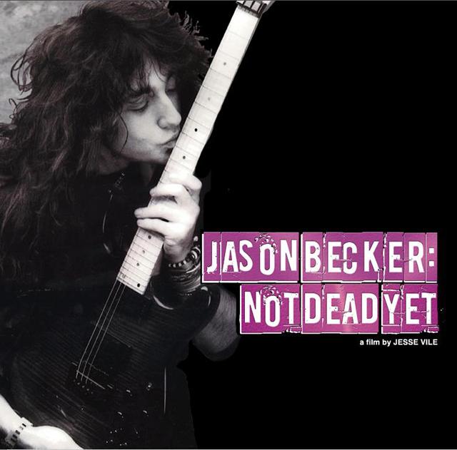 Not Dead Yet: the Jason Becker story