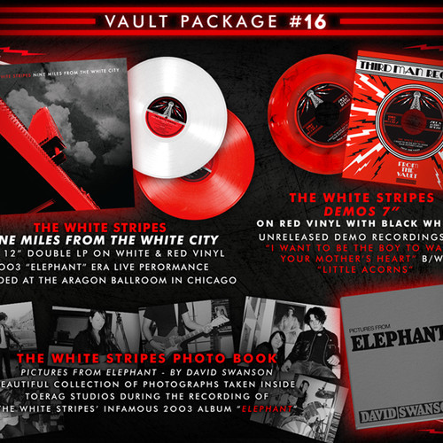 Third Man Records The Vault #16