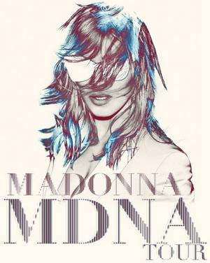 Madonna / MDNA Tour