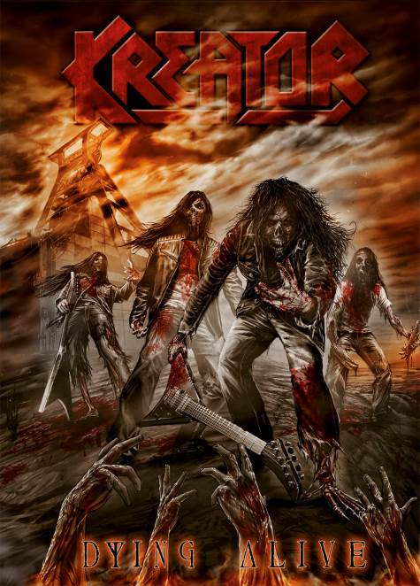 Kreator / Dying Alive