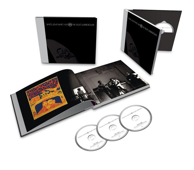 Velvet Underground / White Light/White Heat [45th Anniversary Super Deluxe Edition]