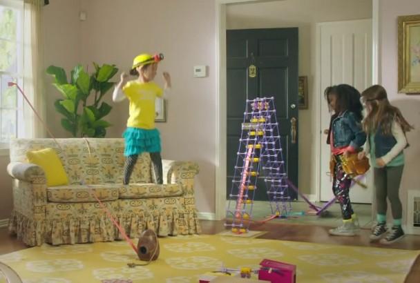GoldieBlox, Rube Goldberg, & Beastie Boys