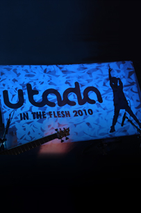 Utada / Utada Hikaru: In The Flesh 2010