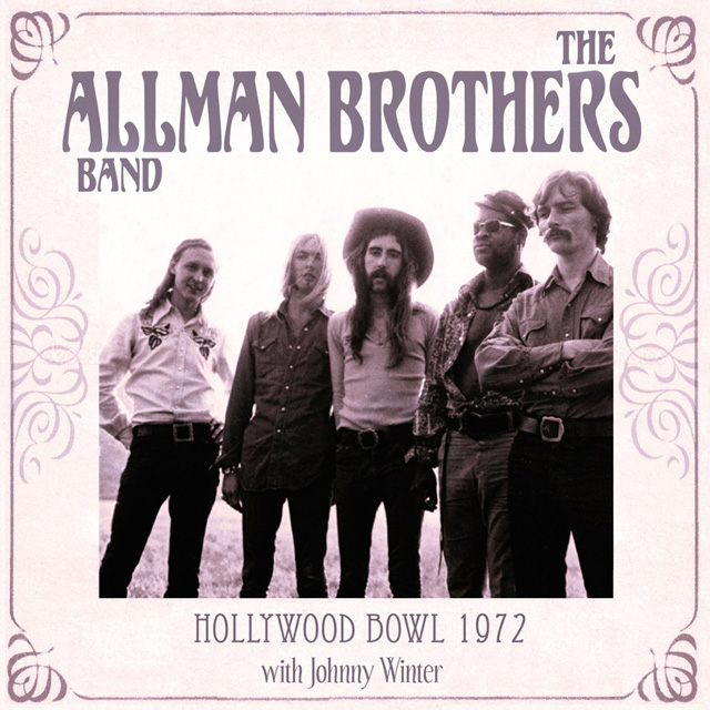 The Allman Brothers Band / Hollywood Bowl 1972