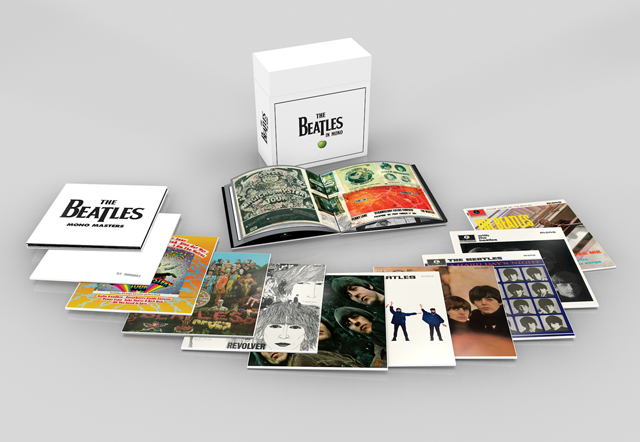 The Beatles / The Beatles In Mono