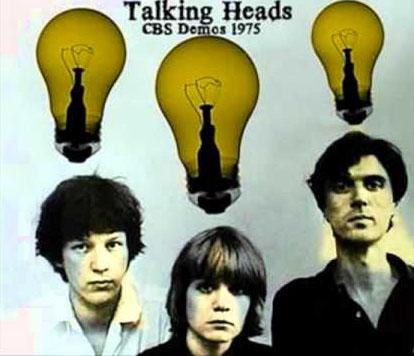 Talking Heads / CBS Demos 1975