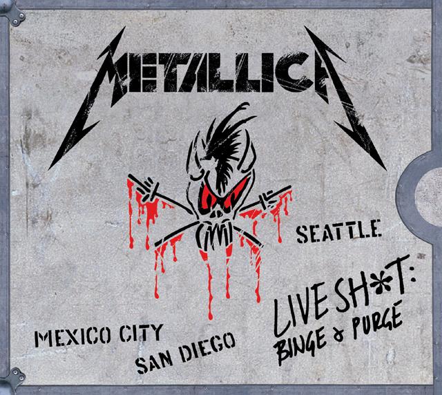 Metallica / Live Shit: Binge & Purge