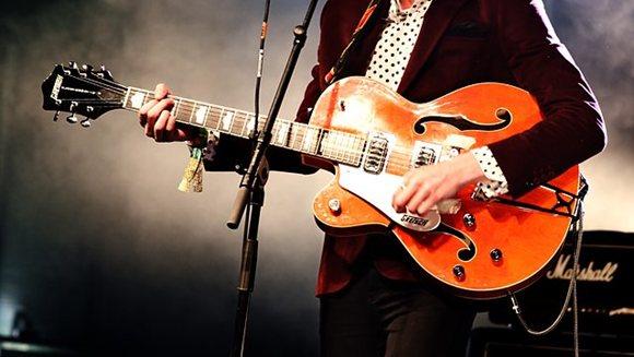 BBC FOUR - The Joy of the Guitar Riff