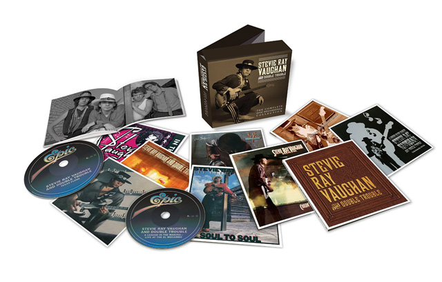 Stevie Ray Vaughan and Double Trouble / The Complete Epic Recordings Collection