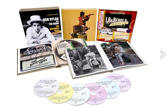 Bob Dylan & The Band / The Basement Tapes Complete: The Bootleg Series Vol. 11