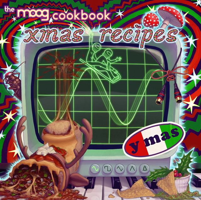 The Moog Cookbook / Xmas Recipes (Y Mas)