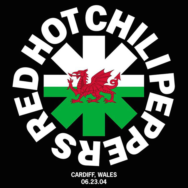 Red Hot Chili Pepper / 『Millennium Stadium, Cardiff, Wales 6/23/04