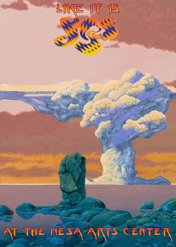 Yes / Like It Is - At The Mesa Arts Center