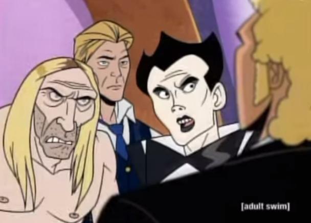 Iggy Pop, David Bowie, Klaus Nomi