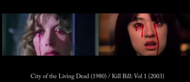 Quentin Tarantino's Best Visual Film References