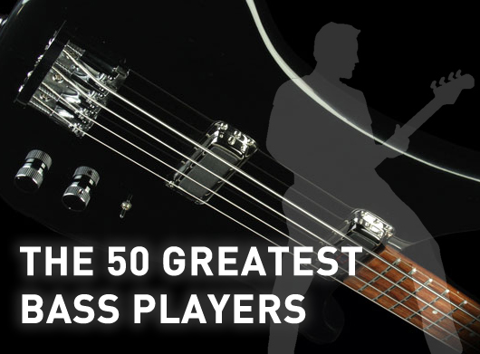 THE 50 GREATEST BASS PLAYERS - uDiscover
