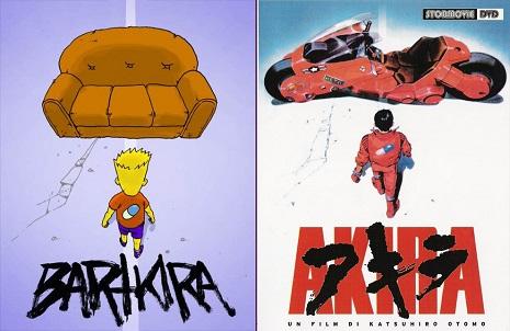 Bartkira and Akira