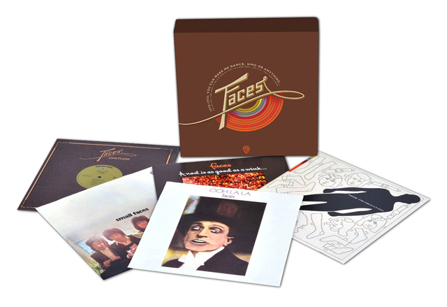 Faces / 1970-1975: You Can Make Me Dance, Sing Or Anything… [5CD]