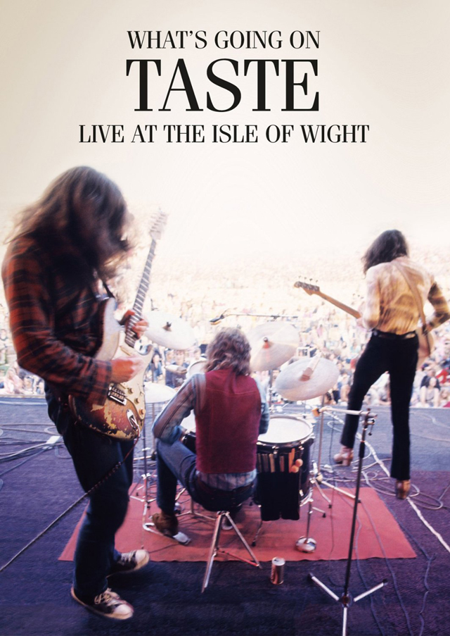 Taste / What's Going On - Taste Live At The Isle Of Wight