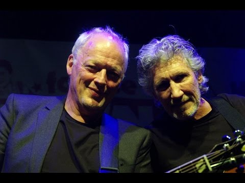 DAVID GILMOUR, ROGER WATERS