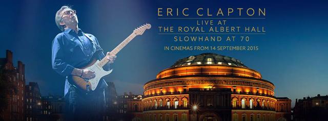 Eric Clapton: Live at the Royal Albert Hall