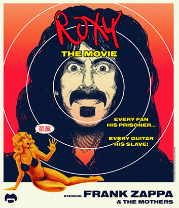 Frank Zappa / ROXY - The Movie