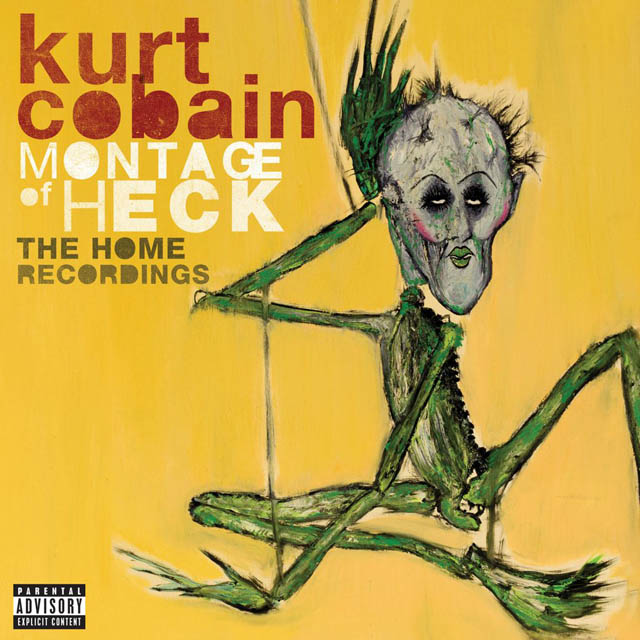 Kurt Cobain / Montage of Heck: The Home Recordings