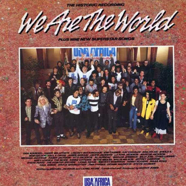 USA For Africa / We Are The World